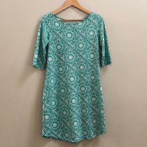 3/4 Sleeve Lola Shift Dress